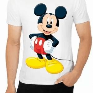 Мъжка тениска 100% памук, щампа-за мъжете индивидуален подарък