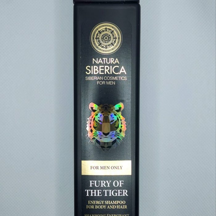 ДУШ-ГЕЛ Natura Siberica For Men Only